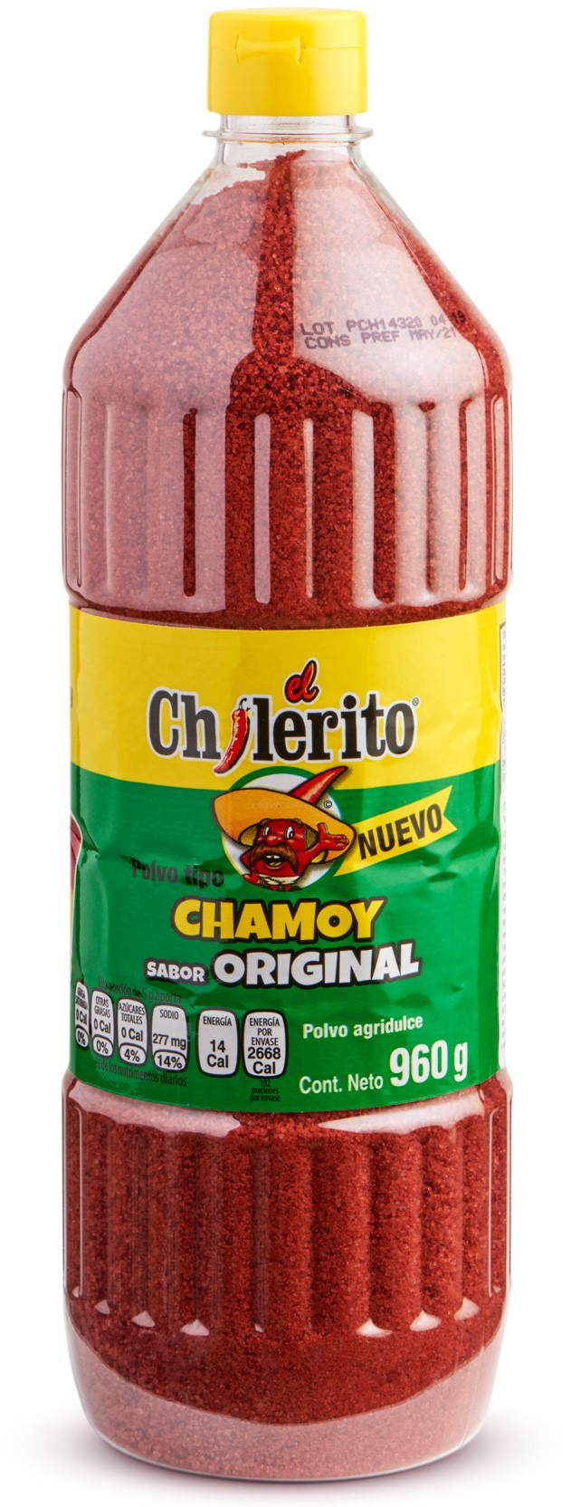 Chilerito CHAMOY ORIGINAL IN PULVER 960 g