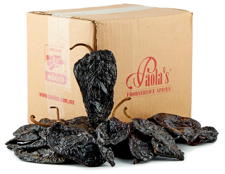 Chili Ancho getrocknet Paolas 1 Kg