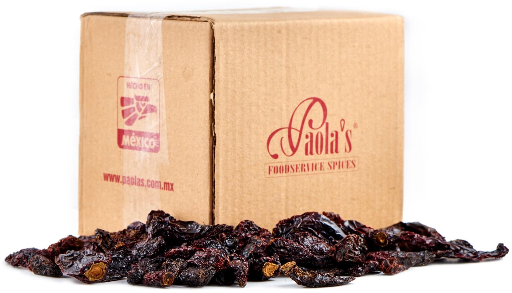 Chili Chipotle Morita getrocknet Paolas/ 1 kg