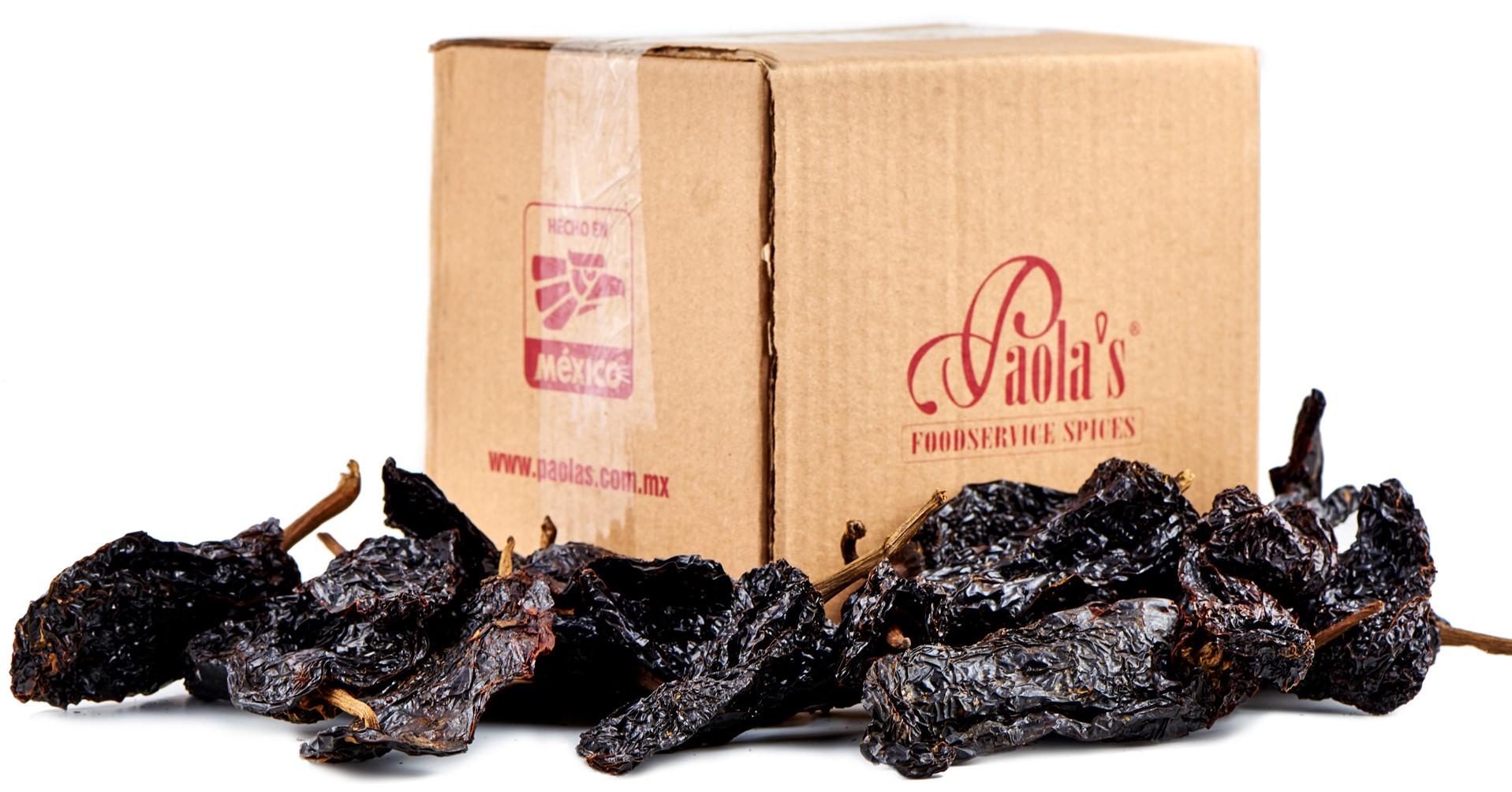 Chili Mulato getrocknet Paolas  1 kg
