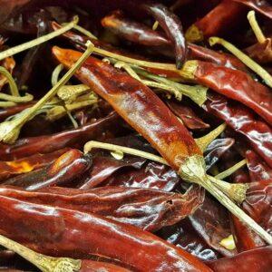 Chilies, Gewürze