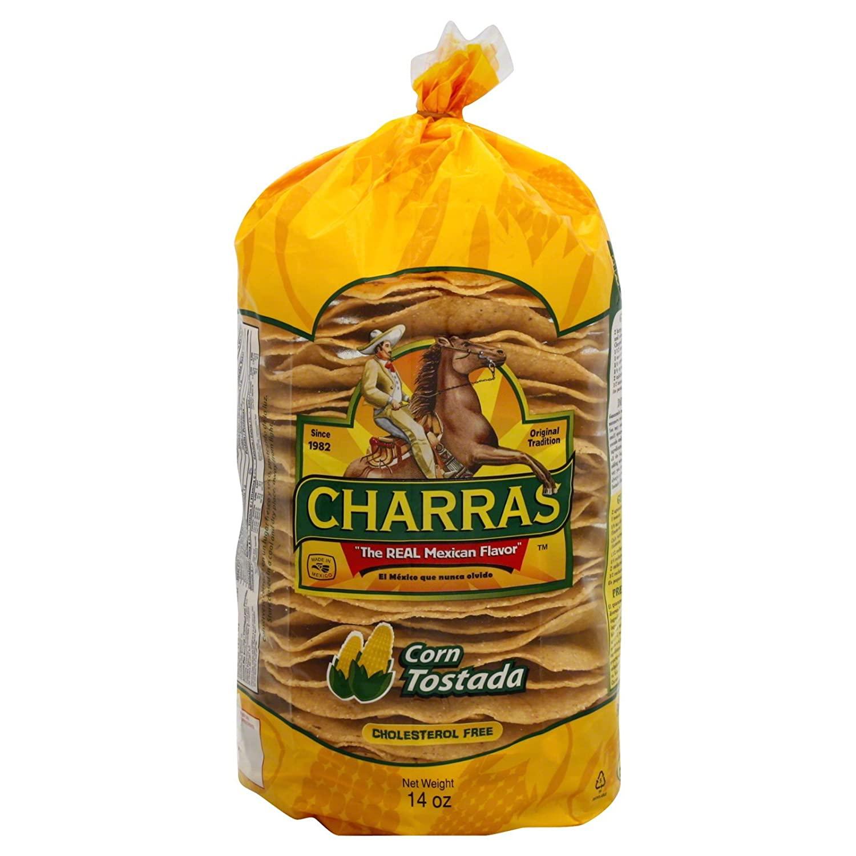 CHARRAS – Tostadas aus Mais  290 g